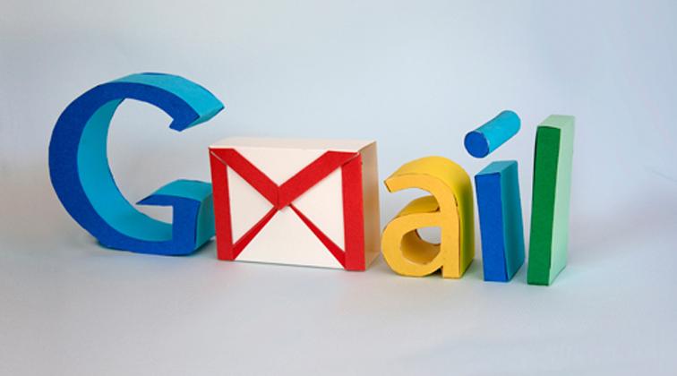 gmail celebrity slice