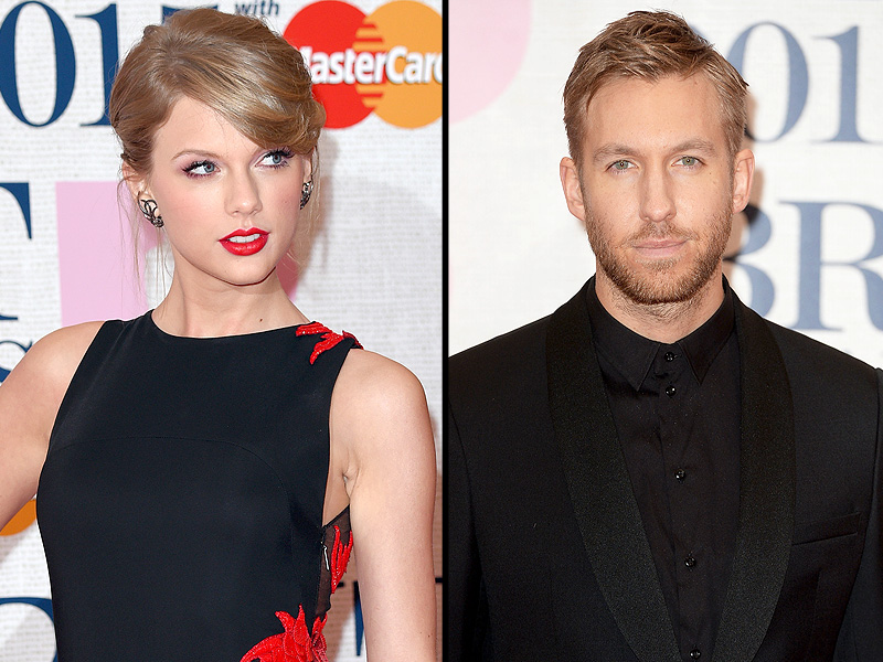 taylor swift calvin harris celebrity slice