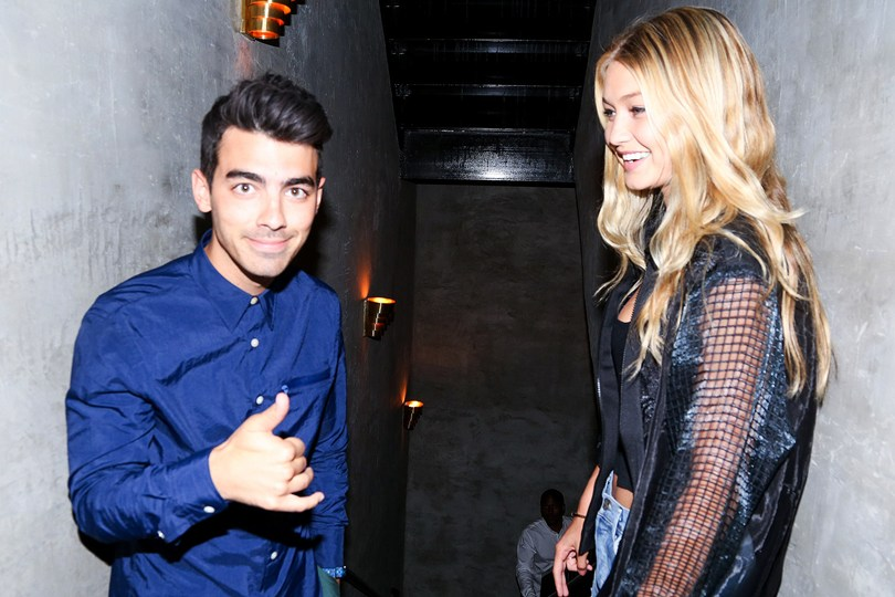 Is joe jonas and gigi hadid dating joe