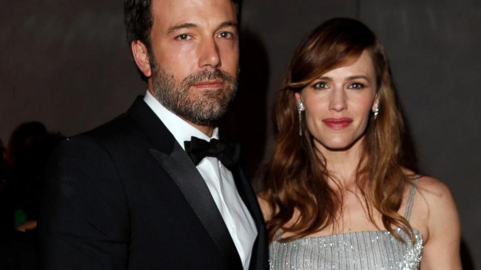 Ben Affleck And Jennifer Garner celebrity slice