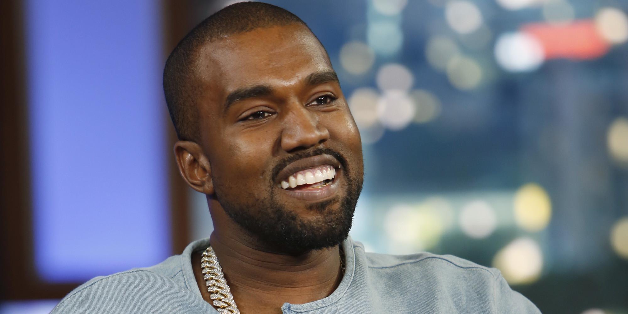 Kanye West celebrity slice