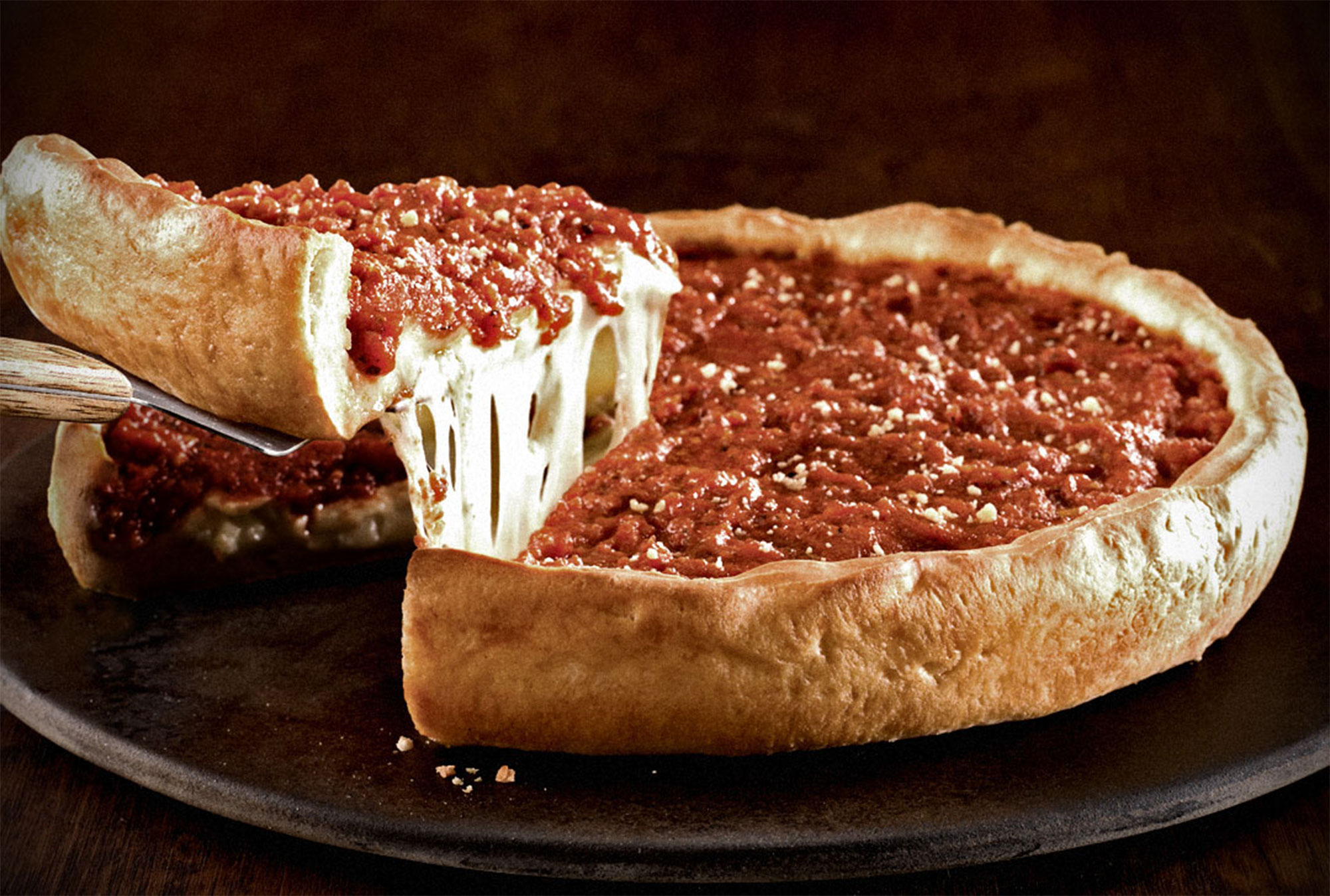 chicago pizza celebrity slice