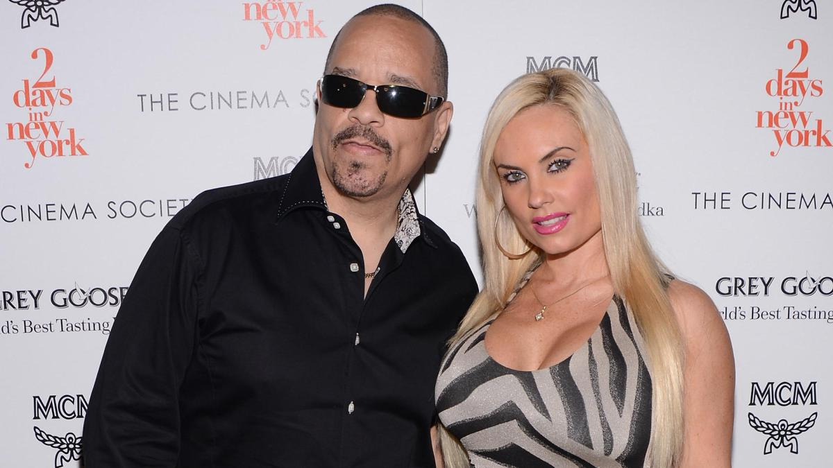 ice t and coco pregnant celebrity slice