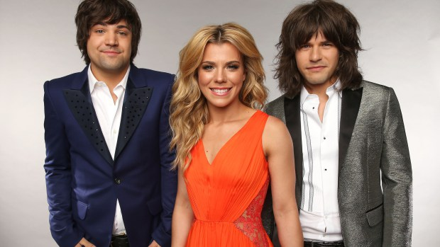 the band perry celebrity slice