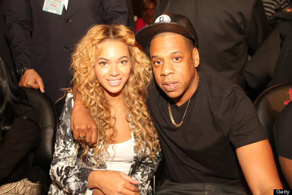 Beyoncé and jay z celebrity slice