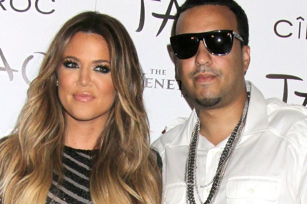 khloe kardashian and french montana celebrity slice