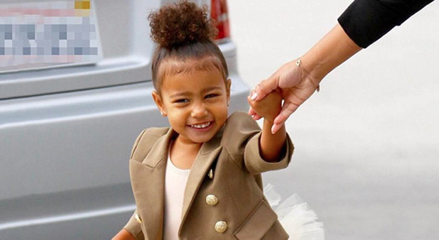 north west ballerina celebrity slice