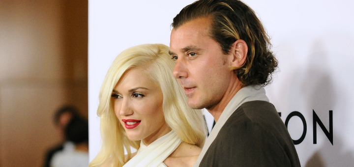 gwen stefani and gavin celebrity slice