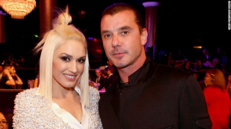 gwen stefani and gavin rossdale celebrity slice