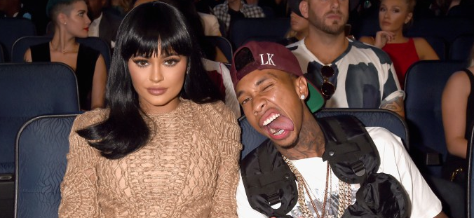 kylie jenner and tyga break up celebrity slice