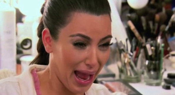 kim kardashian crying face kimojis celebrity slice