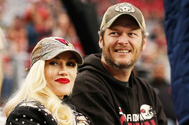 gwen stefani and blake shelton celebrity slice