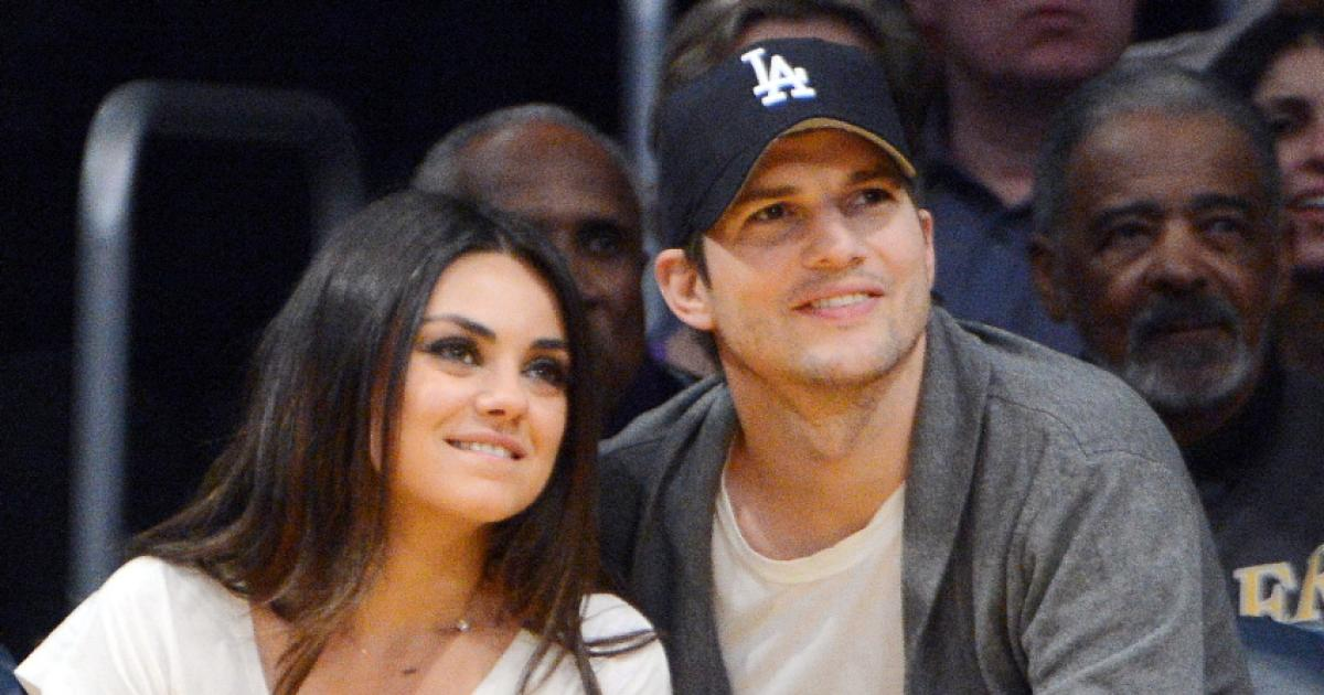mila kunis and ashton kutcher celebrity slice 3