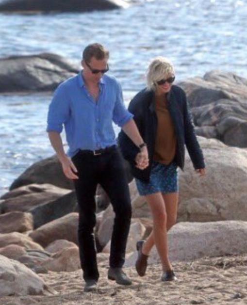 Taylor Swift and Tom Hiddleston celebrity slice 2