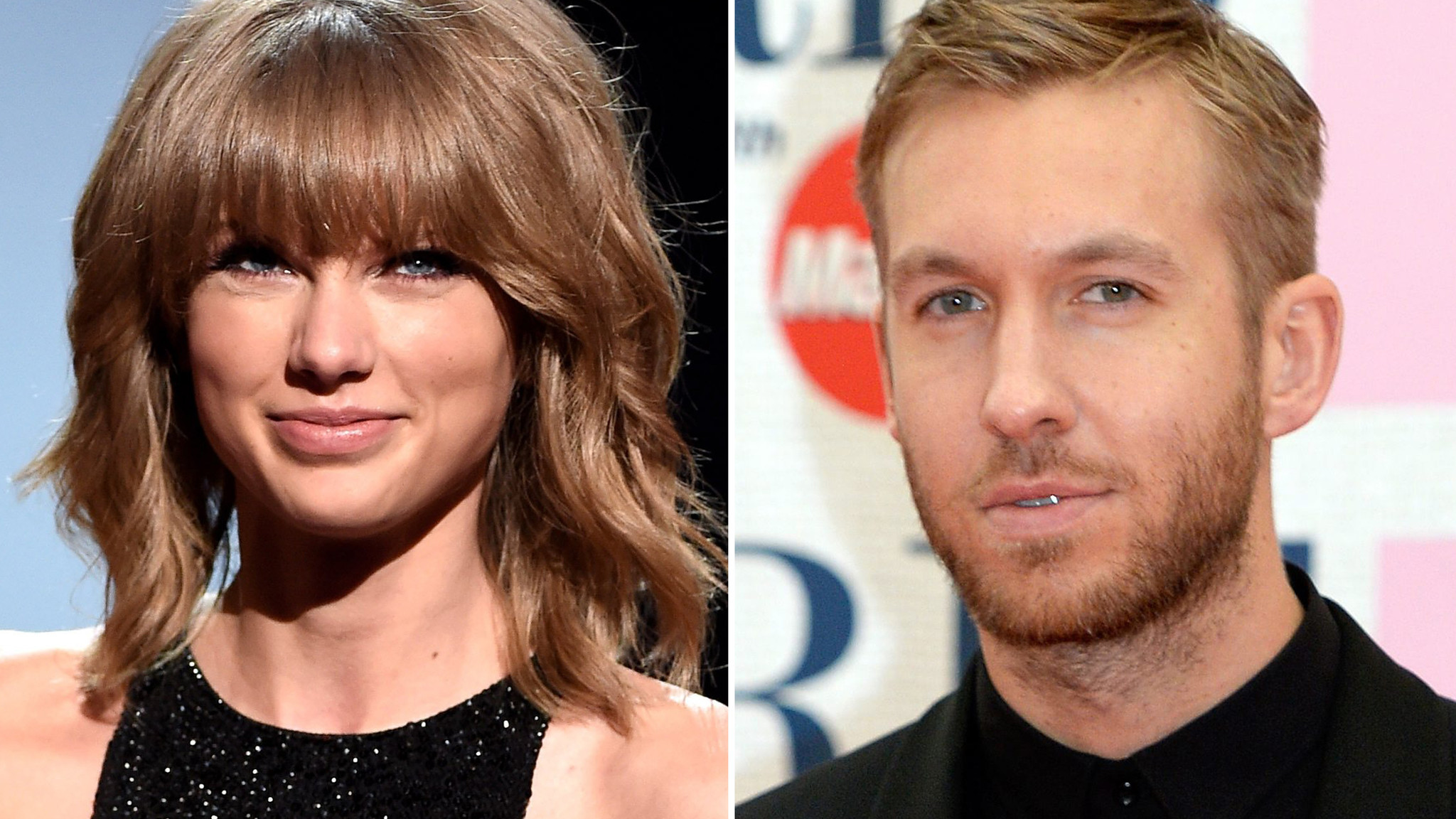 taylor swift and calvin harris celebrity slice