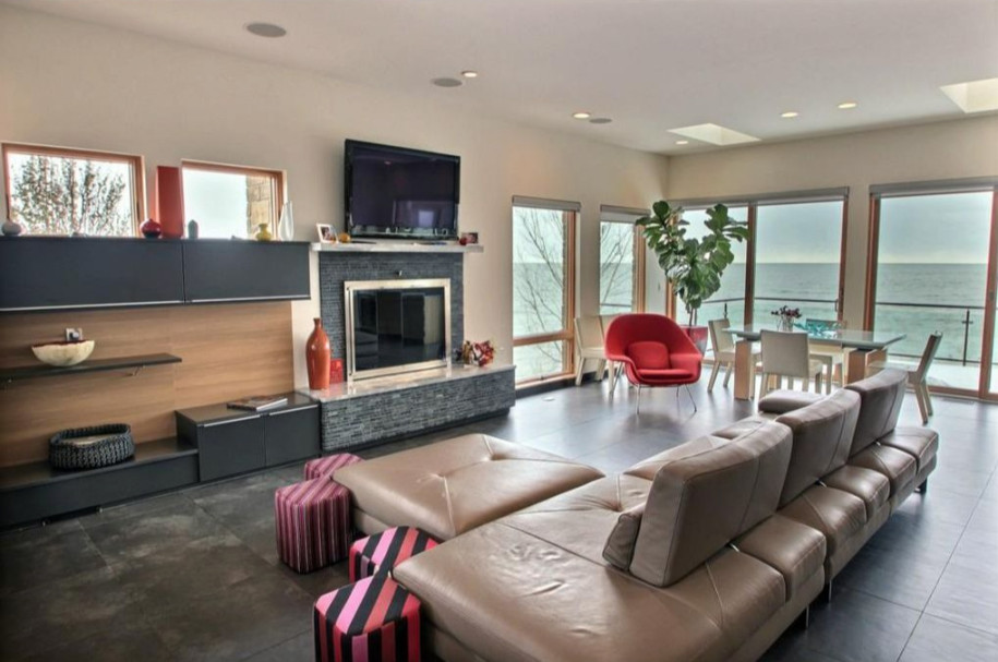 An Inside Look at Khloe Kardashian and Tristan Thompson\'s Home